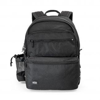 Rucksack mit Platz für den Laptop: Black SQUARE