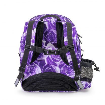 324-54: Purple Rose SQUARE