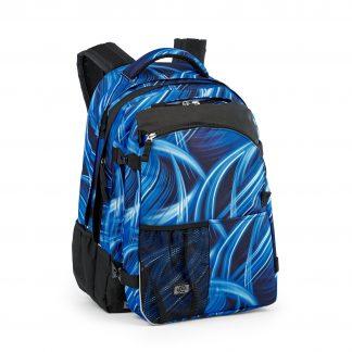 Rucksack für größere Kinder: Lightning SUPREME mit coolem Print für Jungen