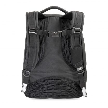 Black SUPREME Laptop rucksack