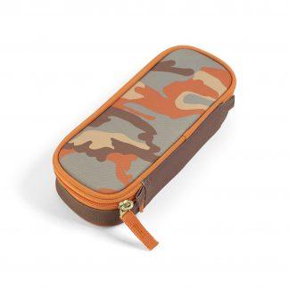 preisgünstige Camouflage-Federtasche