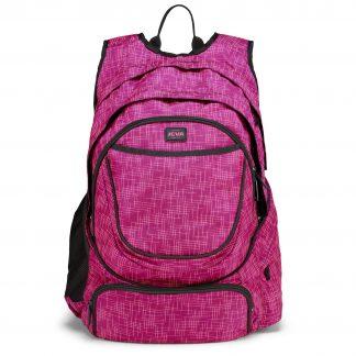 großer pinker Rucksack - Pink BACKPACK XL von JEVA