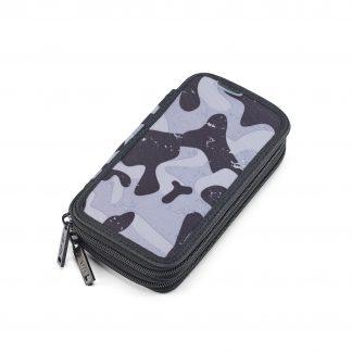 Combat TWOZIP Camouflage Federmäppchen