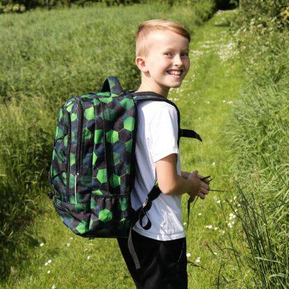 Schulrucksack für Jungen ab der 3. Klasse