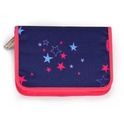 8869-46: Pink starry ONEZIP