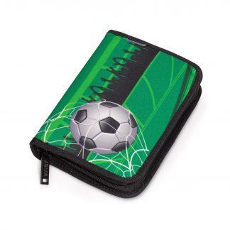 Federtasche mit coolem Fußball-Motiv