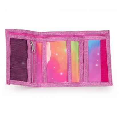 8873-42: Rainbow unicorn WALLET