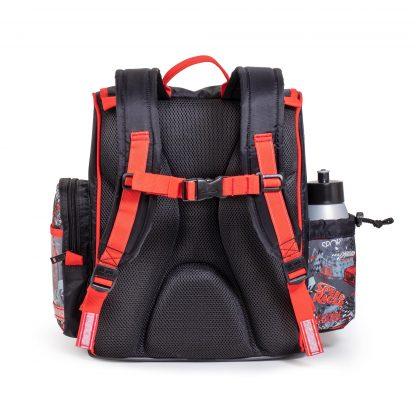 Jungen Schultasche mit ergonomischem Rücken - Klasse 0-3