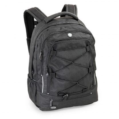 323-51: Black SURVIVOR Schulrucksack