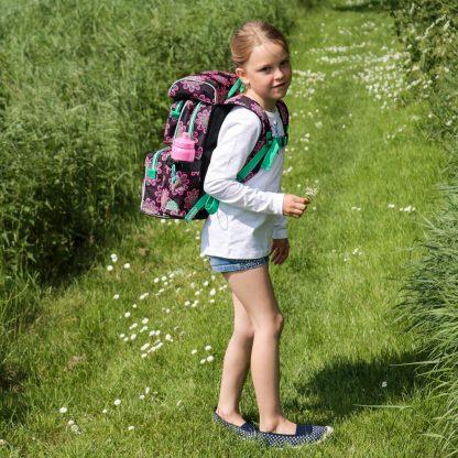 Schulanfängerranzen Glow BEGINNERS für Mädchen in 0.–2. Klasse
