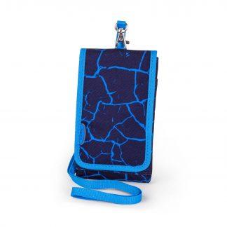 blaue Handyhülle für Kinder