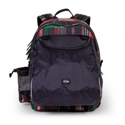 skolerygsæk med gymnastikpose