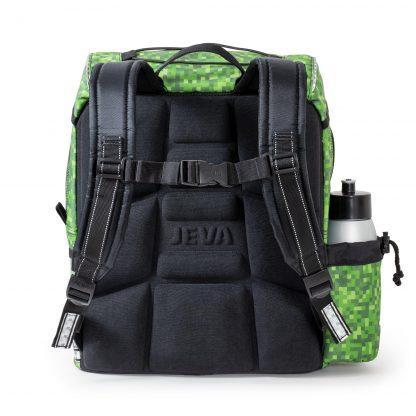 ergonomisk ryg på skoletasken