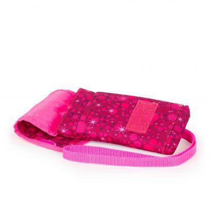 Super Pink mobiltaske