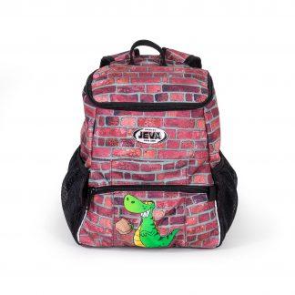 lille rygsæk med dino